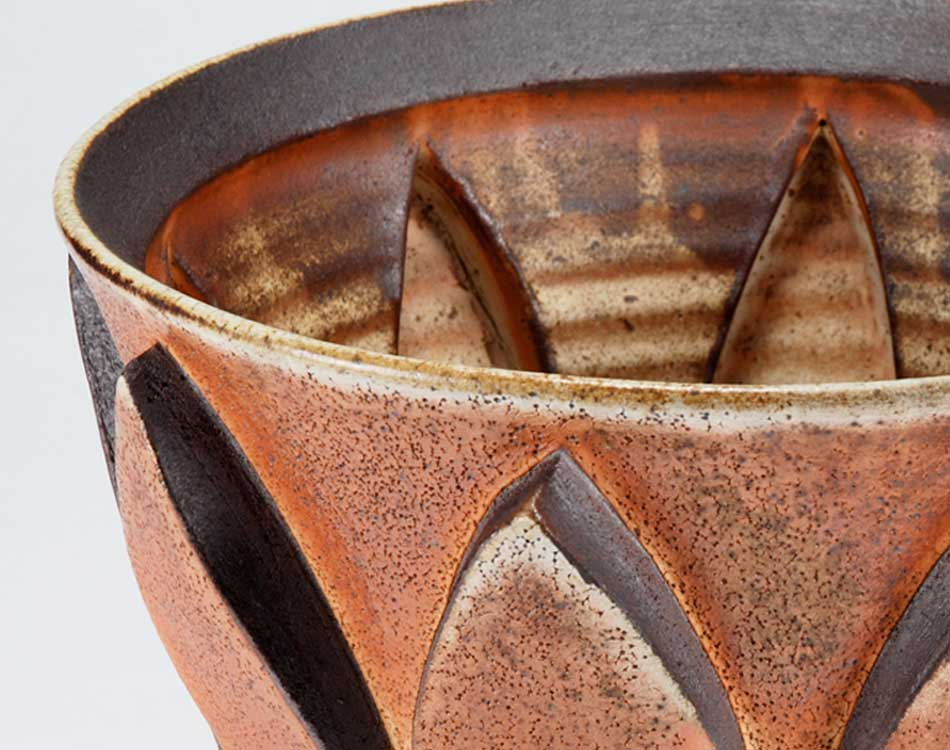 Bruce Cochrane, Bowl with surface elevation