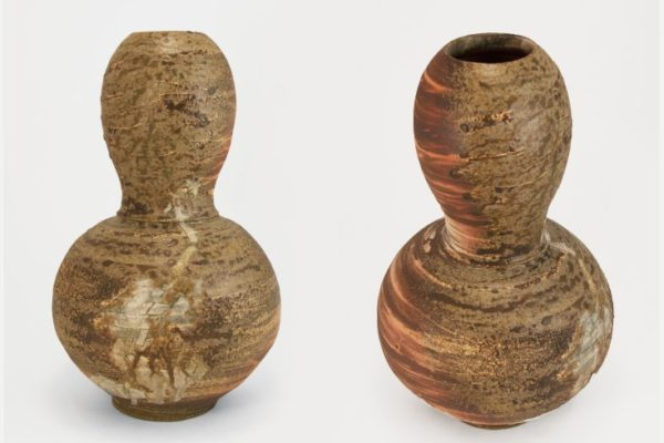 Wood-fired Vase by Jordan Scott, 2014