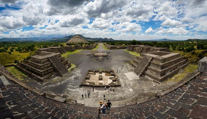 Teotihuacan. Photo: Rene Trohs via Wikimedia Commons