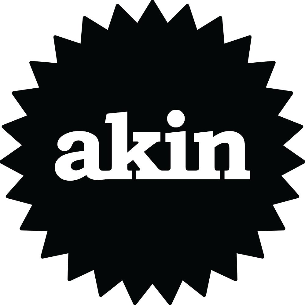 Akin logo