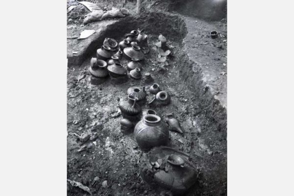 Incredible Ceramic at Sitio Conte, Panama, Image provided courtesy of the Penn Museum