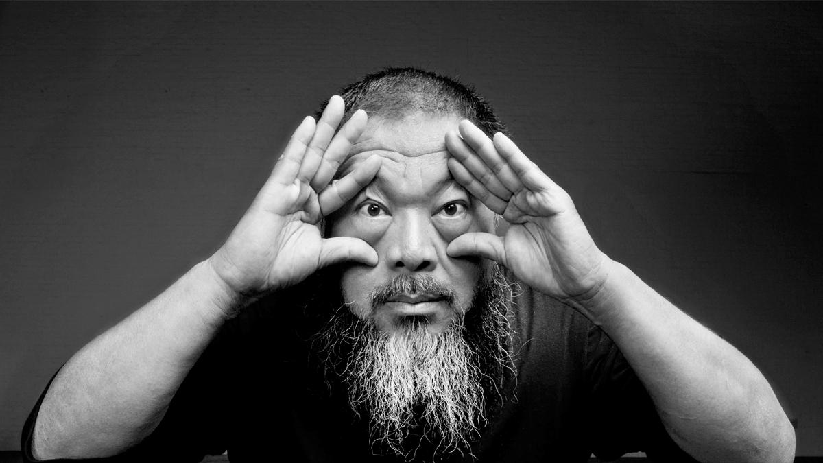 Ai Weiwei. Courtesy of Ai Weiwei Studio.