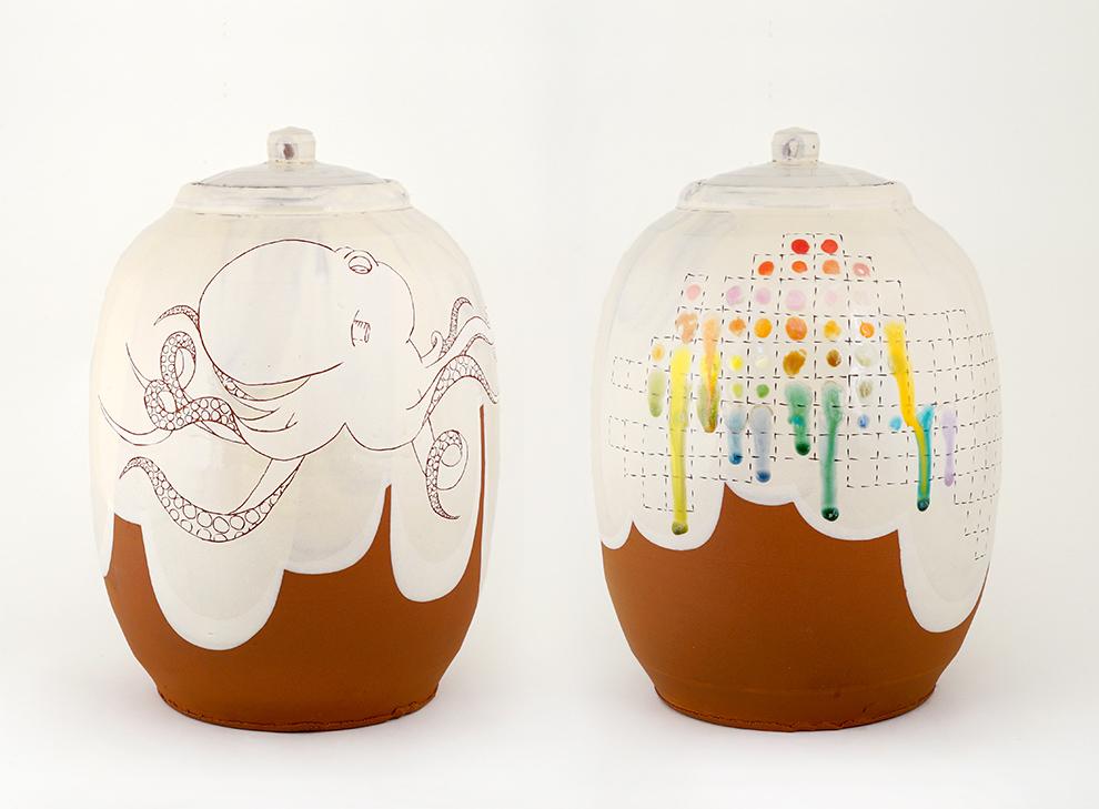 Octopus Jar, Ayumi Horie