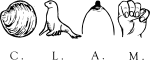 CLAM Logo