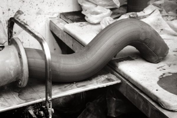 Untitled (Clay Portfolio), 2013, gelatin silver print, 7 3/4 x 5 3/4 in., from a portfolio of 21 images