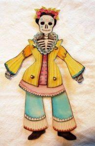 Tile Painting – Dias de los Muertos