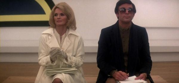 "Still shot from ""Dressed to Kill"" (dir. Brian De Palma – 1980)"
