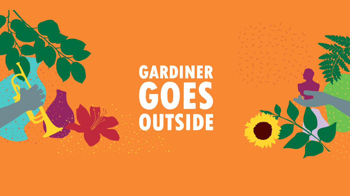 Gardiner Goes Outside