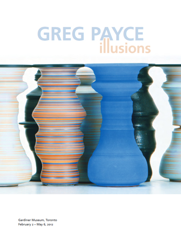 Book jacket with different coloured vessels by Greg Payce