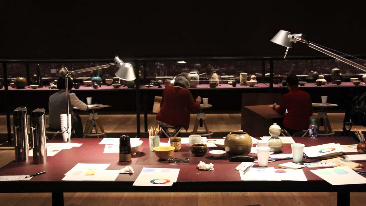 Intermediate Watercolour Workshop