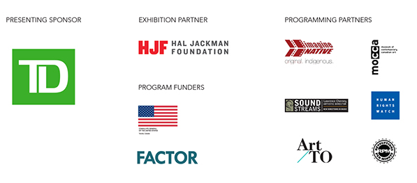 Exhibition Sponsors and Supporters