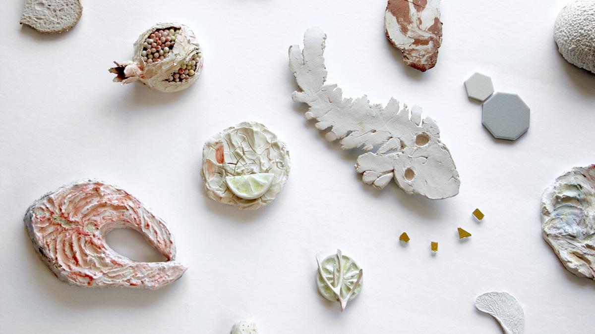 Nurielle Stern, Unswept Floor (detail)