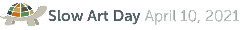 Slow Art Day April 10, 2021