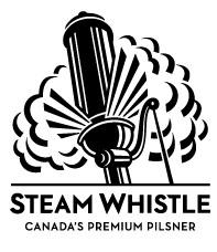 Steam Whistle Canada's Premium Pilsner
