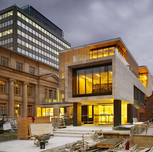 Gardiner Museum Building.