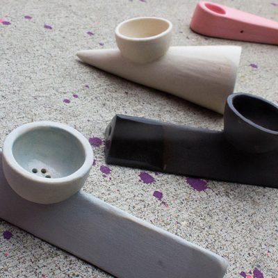 HIGHNOON Ceramic Pipes