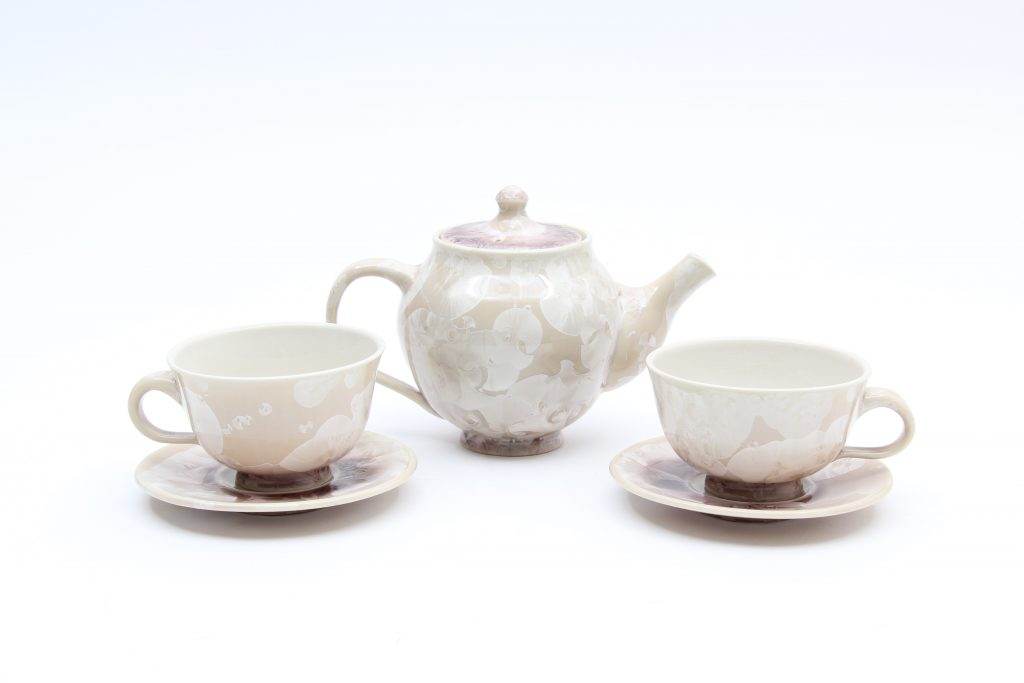 Yumiko Katsuya tea set