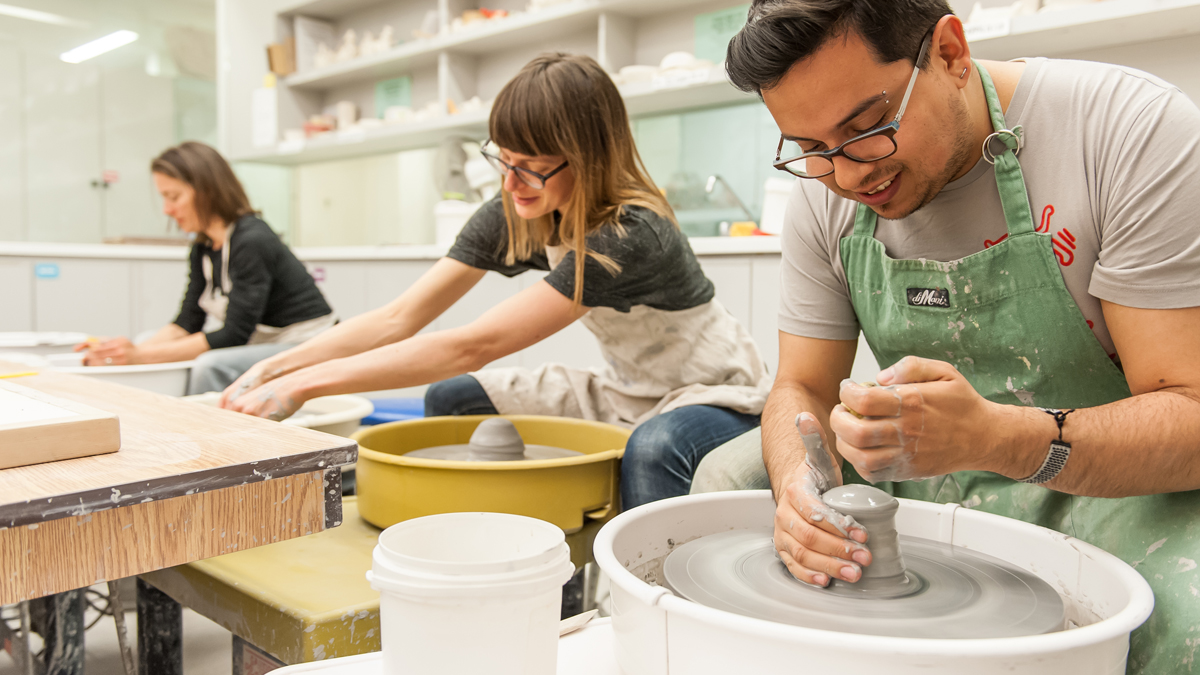 Adult Clay Class